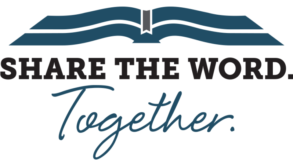 Share The Word. Together.