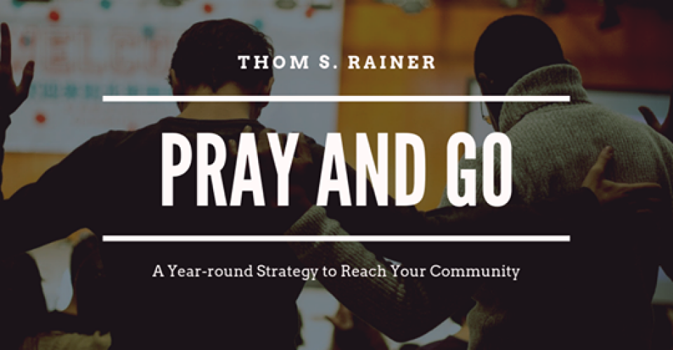 Pray and Go Planning Meeting
