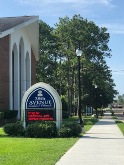 38th Avenue Baptist Church - Hattiesburg, Mississippi